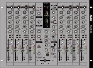 table de mixage amix rmc 75